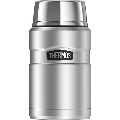 AU35.74 • Buy Thermos 24 Oz. Stainless King Vacuum Insulated Stainless Steel Food Jar - Silver