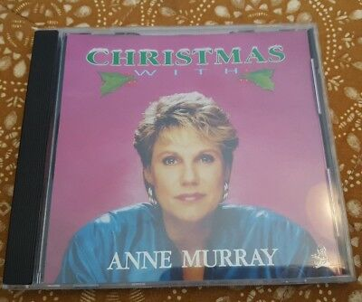 Christmas With Anne Murray (CD, 1992) Capitol Records • 4.99$