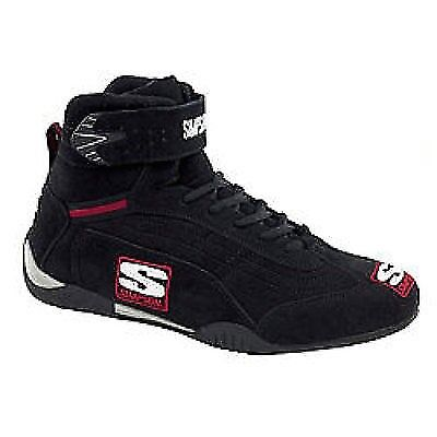 $139.95 • Buy Simpson Safety AD750BK Black Adrenaline Race Driving Shoes SFI Rated Size 7.5