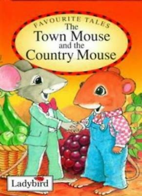 Town Mouse And Country Mouse (Ladybird Favourite Tales),Ken McKie,Molly Perham • 2.09£