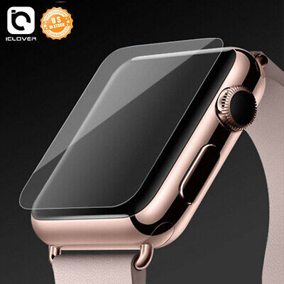 $ CDN7.62 • Buy Apple Watch Series 3 4 5 Toughened Tempered Glass Screen Protector 40/44MM Film