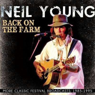 £9.44 • Buy Neil Young : Back On The Farm CD (2017) ***NEW*** FREE Shipping, Save £s