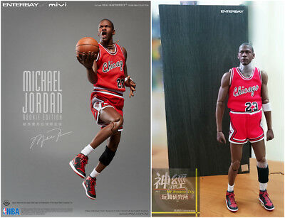 ENTERBAY X TAIWAN Michael Jordan Rookie Limited Edition 1 6 ACTION FIGURE  NBA • 460.00 6efb0fab6