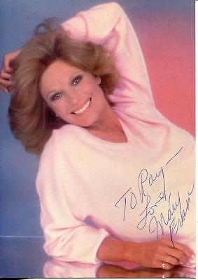 $ CDN26.69 • Buy Mary Frann Autograph Signed Photo Actress Newhart Days Of Our Lives