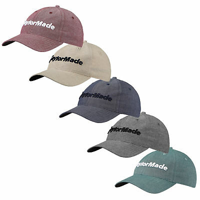 0a834438a9c TaylorMade Golf 2018 Tradition Lite Heather Adjustable Hat Cap - Pick  Color! • 9.95