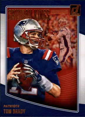 2018 Donruss Gridiron Kings Football Card Base Inserts Or Holo Pick From List • 10.78£