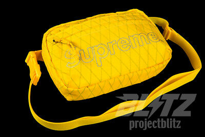 $ CDN150.49 • Buy Supreme Shoulder Bag Yellow Fw18 2018 White Black Red Purple