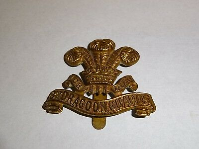 British Army Military Cap/Hat Badge - The 3rd Dragoon Guards • 19.99£