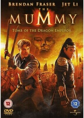 £1.59 • Buy [DVD] The Mummy: Tomb Of The Dragon Emperor