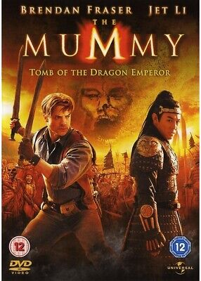 £2.19 • Buy The Mummy: Tomb Of The Dragon Emperor (DVD, 2008)