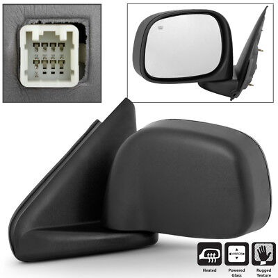 $38.99 • Buy For 2002-2008 Dodge Ram 1500 03-09 2500 3500 Power Heated Mirror LH Driver Side