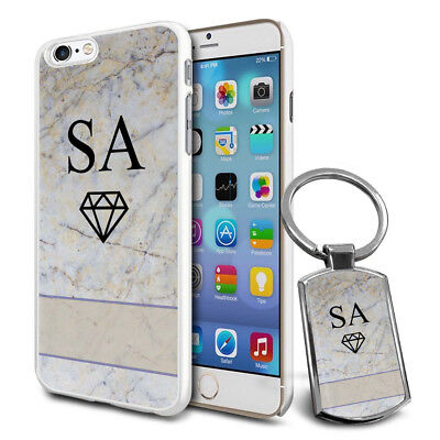 Personalised Strong Case Cover & Personalised Keyring For Mobiles - Q17 • 6.79£