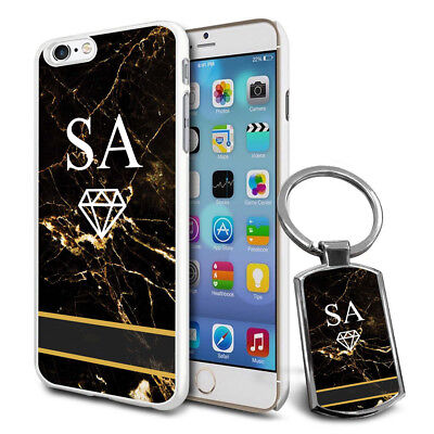 Personalised Strong Case Cover & Personalised Keyring For Mobiles - Q03 • 6.79£