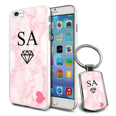 Personalised Strong Case Cover & Personalised Keyring For Mobiles - Q09 • 6.79£