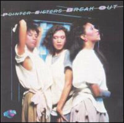 Pointer Sisters : Break Out CD Value Guaranteed From EBay's Biggest Seller! • 2.99£