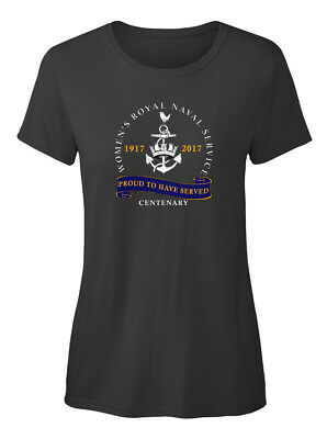 Wrns 100 - Royal Naval Service 1917 2017 Proud To Have Standard Women's T-shirt • 17.99£