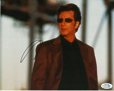 £200 • Buy Al Pacino Signed Young Photo Uacc Reg 242 Film (1) Also Acoa Certified