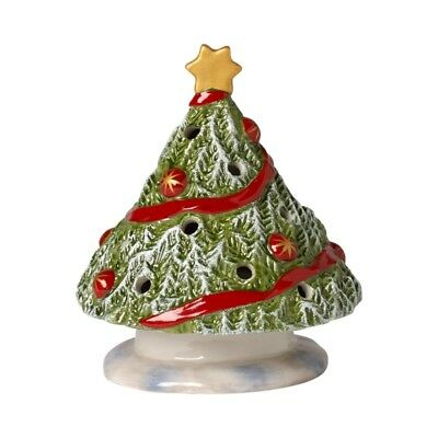 Villeroy & Boch CHRISTMAS LIGHT Christmas Tree Lantern #5510 • 40.00$