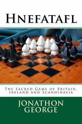 AU27.25 • Buy Hnefatafl : The Sacred Game Of Britain, Ireland And Scandinavia, Paperback By...