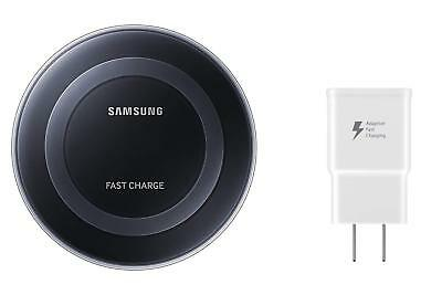 View Details Samsung Qi Certified Fast Charge Wireless Charger Pad - US Version - Black • 21.95$