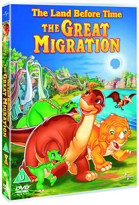 £2.98 • Buy The Land Before Time 10 - The Great Migration DVD (2015) Charles Grosvenor Cert