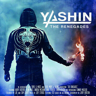 Yashin : The Renegades CD (2016) Value Guaranteed From EBay's Biggest Seller! • 3.09£
