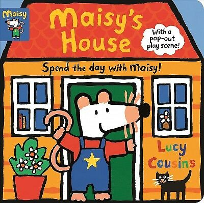 $9.63 • Buy Maisy's House, Hardcover By Cousins, Lucy, Brand New, Free Shipping In The US