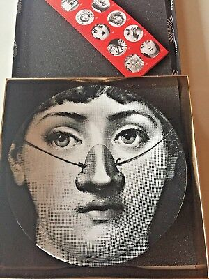 $170 • Buy Fornasetti T&V Plate 140