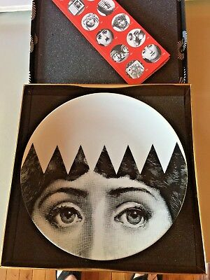 $170 • Buy Fornasetti T&V Plate 62