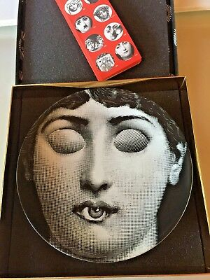$170 • Buy Fornasetti T&V Plate 17