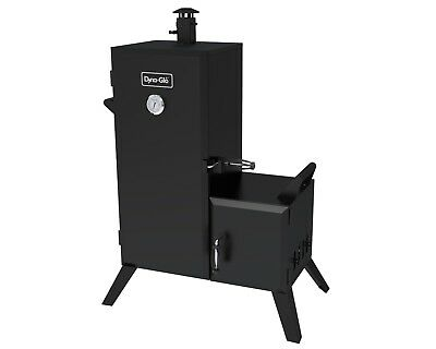 $224.11 • Buy Charcoal Smoker Vertical Offset Outdoor Cooker Barbecue BBQ Grill Pit Max Flavor