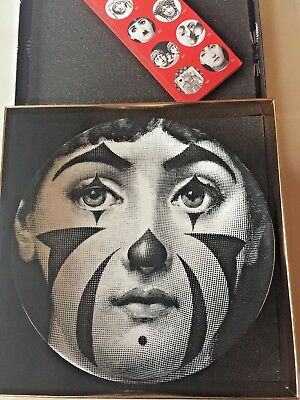 $170 • Buy Fornasetti T&V Plate 122