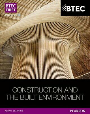 £27.58 • Buy BTEC First Construction And The Built Environment Studen... By Topliss, Mr Simon