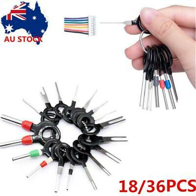 AU11.79 • Buy 11/18X Terminal Removal Tool Car Electrical Wiring Crimp Connector Pin Extractor