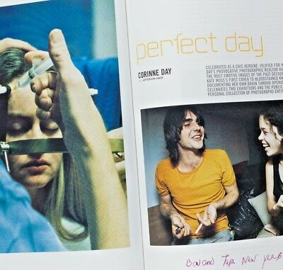 £75 • Buy CORINNE DAY'S DIARY Photo Interview DAZED CONFUSED Magazine Book VINCA PETERSEN