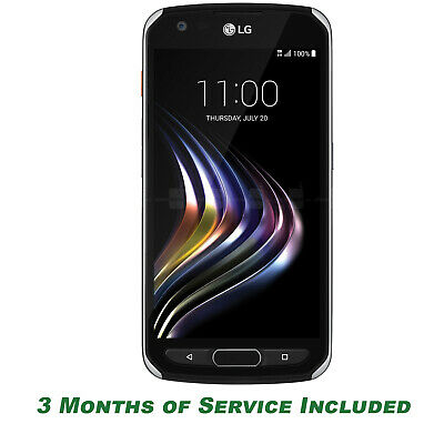 View Details LG X Venture H700 32GB 4G LTE Unlocked W/ 3 Months Unlimited TALK,TEXT, 8GB/m A • 99.99$