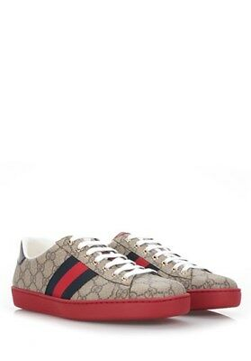 Scarpe Sneaker Gucci Shoes Pelle MADE IN ITALY Uomo Beige 429445K2LH0 9767  • 450.00€ 35edae92d9b2
