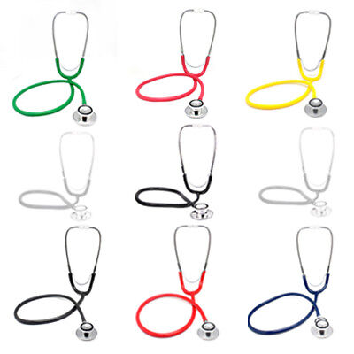 Stethoscope EMT Dual Head For Doctor Nurse Vet Medical Student Health Care Pro • 3.49£