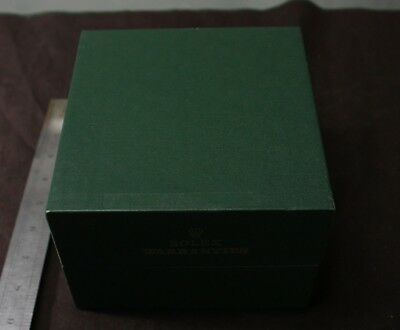 $ CDN249 • Buy Original Rolex Watch Warranties Box  , 6 1/2 X 6 X 4 1/2 Inch