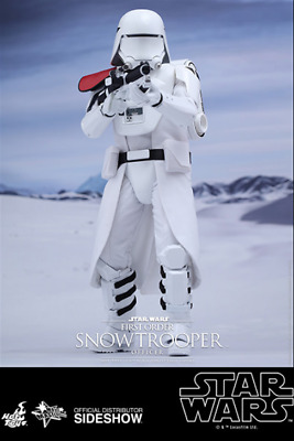 $ CDN306.94 • Buy Star Wars Hot Toys First Order Snowtrooper Officer 1:6 Scale Figure HOTMMS322