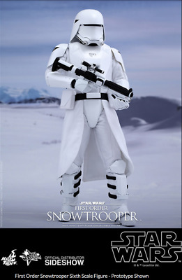 $ CDN300.88 • Buy Star Wars Hot Toys First Order Snowtrooper 1:6 Scale Action Figure HOTMMS321