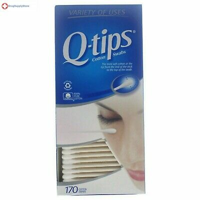 $ CDN7.58 • Buy HM Qtips Cotton Swabs 170ct