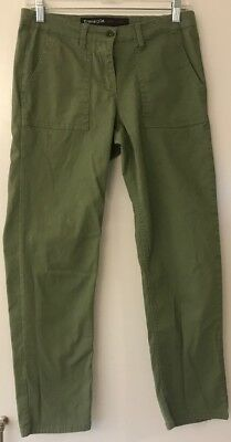 $4.99 • Buy UEC Freestyle Revolution Size 3 Army Green Wide Leg Casual Pants