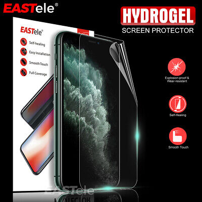 AU5.95 • Buy For Apple IPhone 11 Pro XS MAX XR 8 7 6s Plus EASTele HYDROGEL Screen Protector