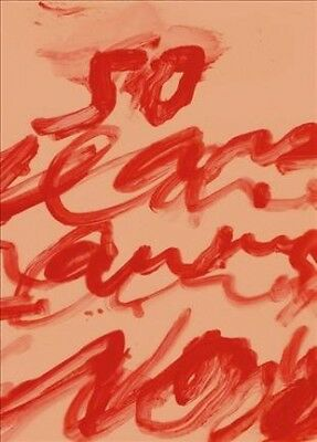 £37.04 • Buy Cy Twombly : Fifty Years Of Works On Paper, Paperback By Sylvester, Julie (ED...