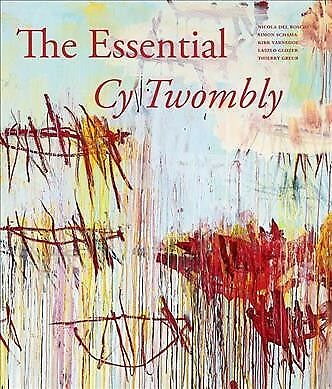 £40.79 • Buy Essential Cy Twombly, Hardcover By Twombly, Cy; Del Roscio, Nicola (EDT); Sch...