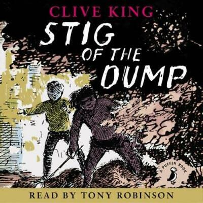 £3.20 • Buy Robinson, Tony : Stig Of The Dump (A Puffin Book) CD FREE Shipping, Save £s