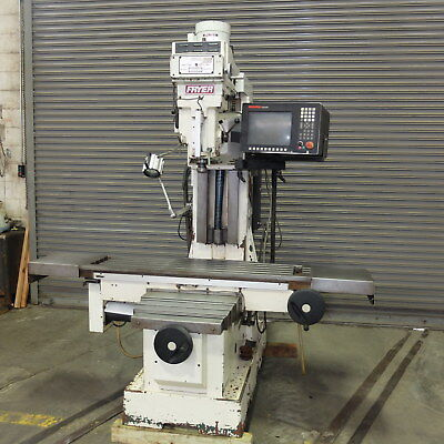 cnc bed mill