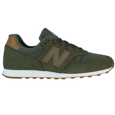 new balance 373 uomo marroni