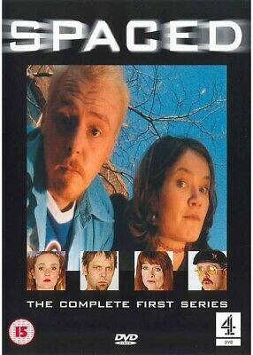 £2.19 • Buy Spaced: The Complete First Series (DVD, 2000)